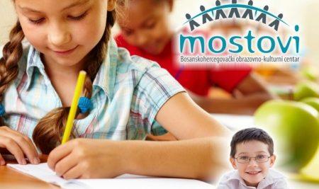 Poziv za upis u Bosansku školu
