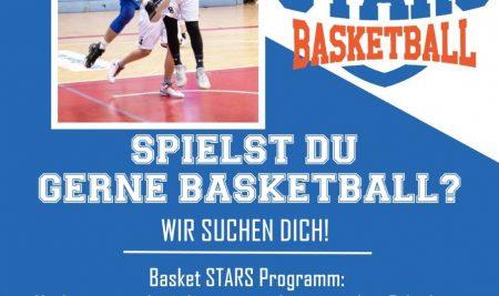 Naši prijatelji iz sportskog kluba Stars traže mlade košarkaše